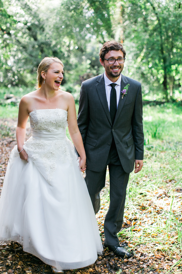 Colourful Redwoods Wedding in the Rain | Caitlin Turner Photography | Bridal Musings Wedding Blog 55