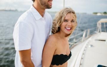 Flirty & Fun Bikinis for Beach Honeymoons