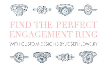 Find the Perfect Engagement Ring with Joseph Jewelry