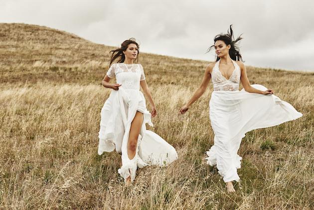 Untamed Romance; New Grace Loves Lace Wedding Dress