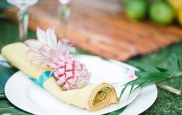 Tropical Wedding Inspiration (In England!)