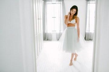 Super Gorgeous Boudoir Shoot | Claire Loves Love | Bridal Musings Wedding Blog 9