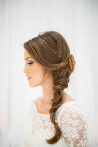 Wedding Hair Inspiration: 32 Fresh & Feminine Bridal ...