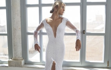 Romantic, Sexy, and Super Gorgeous; The New Riki Dalal Wedding Dress Collection