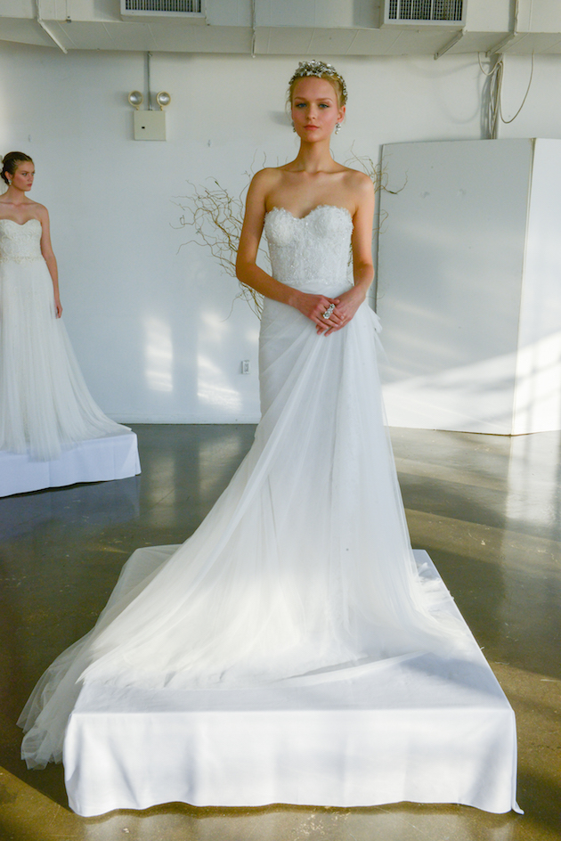 Best of Bridal Fashion Week: Marchesa Wedding Dress Collection