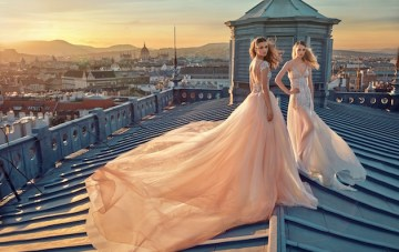 Gala Collection No. 1; Stunning New Ready-To-Wear Bridal Collection by Galia Lahav