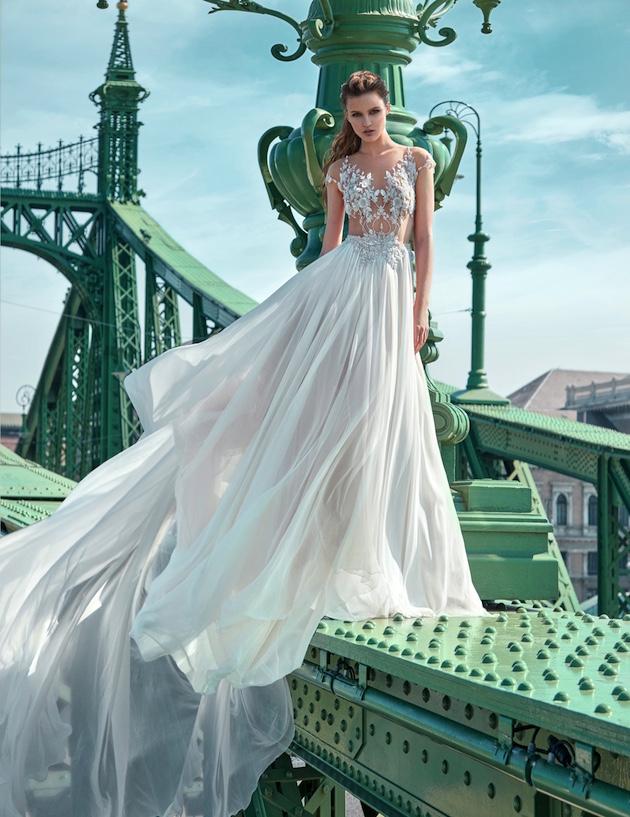 Gala Collection; Read to Wear Wedding Dresses by Galia Lahav