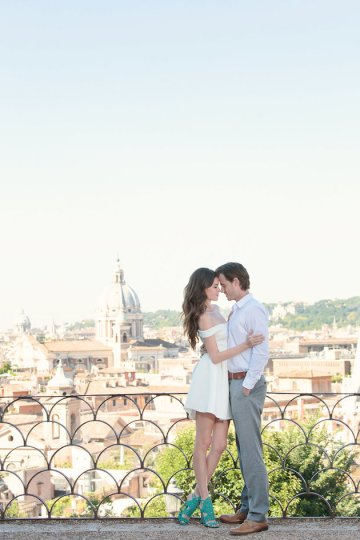 Italian Engagement Shoot | In Love In Italy Photography | Bridal Musings Wedidng Blog 3