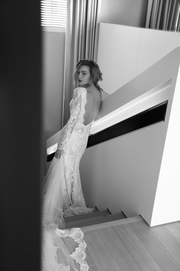 White Bohemian Lihi Hod Wedding Dress Collection