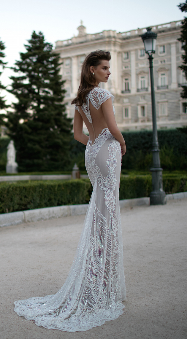 World Exclusive: Berta Wedding Dress Collection S/S 2016