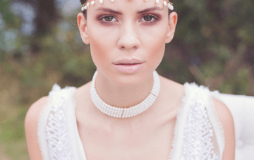 Stylish Elopement Inspiration from Greece