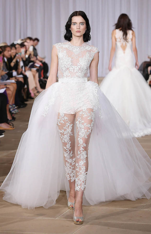 8 Gorgeous And Wearable Wedding Dress Trends For 2016