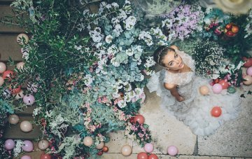 Sleeping Beauty: Whimsical, Opulent, Insanely Gorgeous Wedding Inspiration