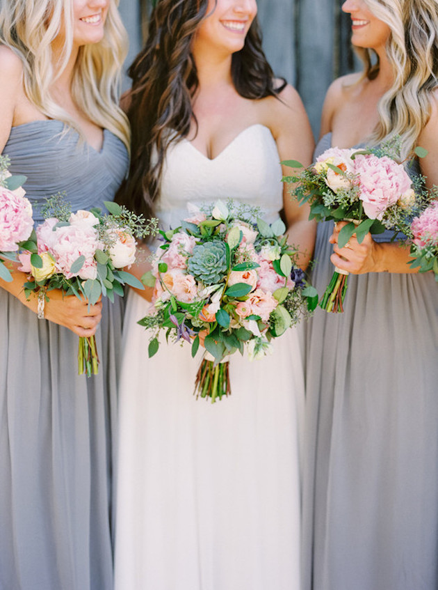 07dab454fcd Gorgeous Boho Wedding Inspiration from Donna Morgan