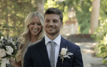 The First Look in this Wedding Film Is Guaranteed to Make You Smile