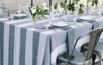 The Expert Guide to Wedding Linens