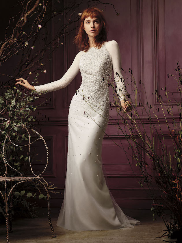 We Chat to Jenny Packham About her Wonder Collection at David's Bridal