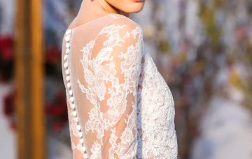 Best of Bridal Market: Anne Barge Wedding Dress Collection Spring 2017