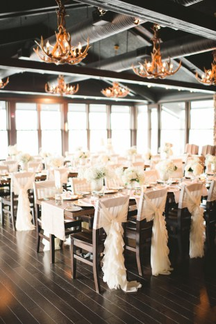 Beautiful Lake House Wedding Organised In Four Months