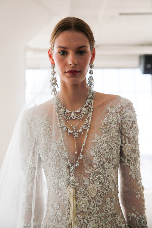Marchesa Wedding Dress Collection S/S 2017