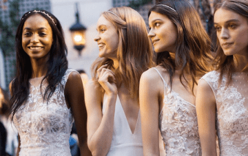 Best of Bridal Market: Monique Lhuillier Wedding Dress Collection Spring 2017