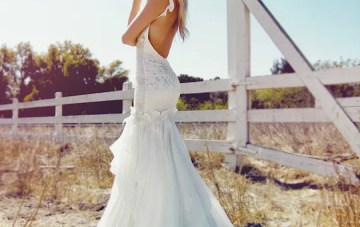 New Bridal Collection Crush: Lauren Elaine Wedding Dresses