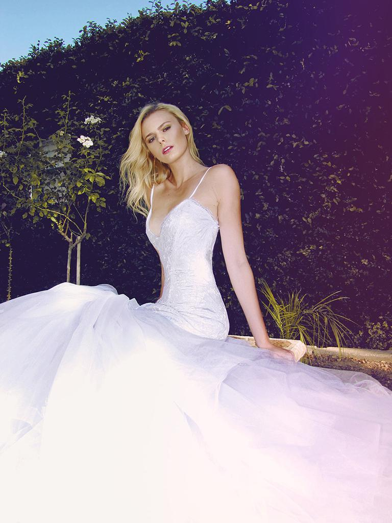 New Bridal Collection Crush Lauren Elaine Wedding Dresses