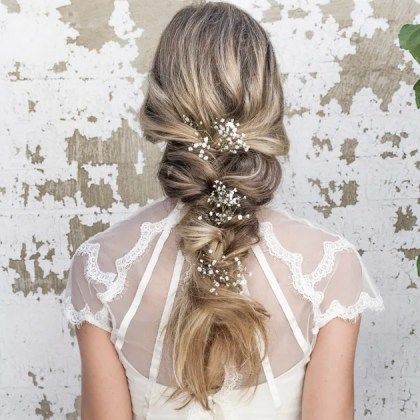 Bridal Hairstyles 2016: You Need To Check Out These Gorgeous Bridal Hairstyles
