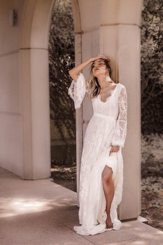 Wild Daydreams Flora  Lane Wedding Dress Collection-5755