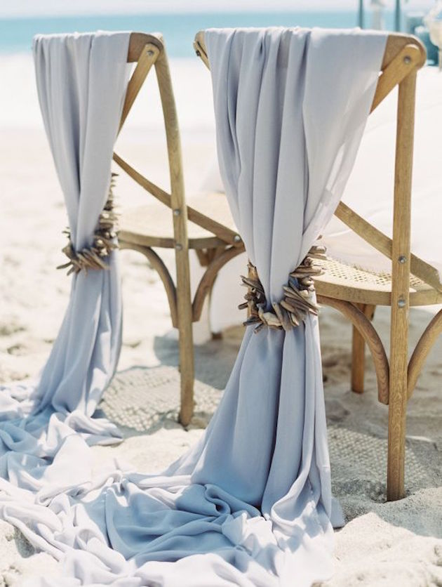 Gorgeous Chair Ideas for Weddings | Bridal Musings Wedding Blog 1