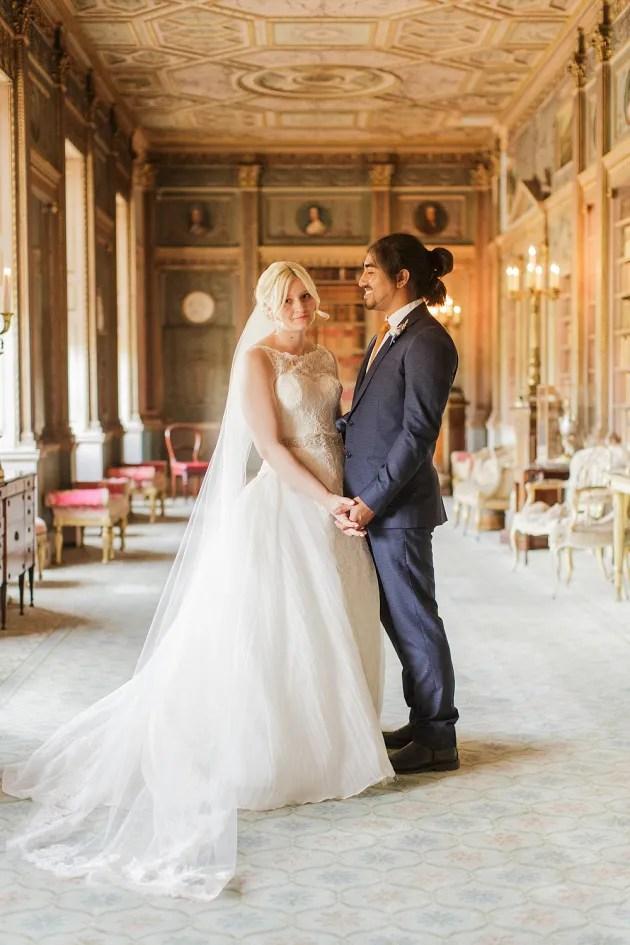 Gorgeous China Blue Wedding | Sarah Gawler | Knot & Pop | Bridal Musings Wedding Blog 27