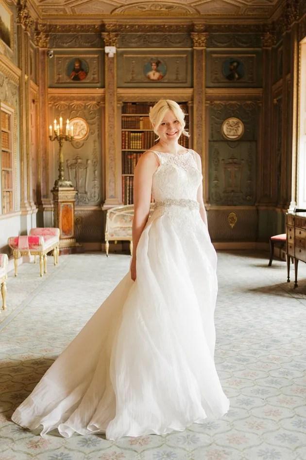 Gorgeous China Blue Wedding | Sarah Gawler | Knot & Pop | Bridal Musings Wedding Blog 3