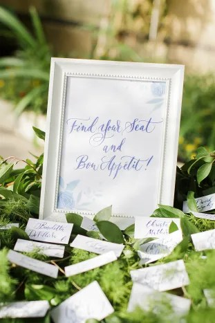 Gorgeous China Blue Wedding | Sarah Gawler | Knot & Pop | Bridal Musings Wedding Blog 41
