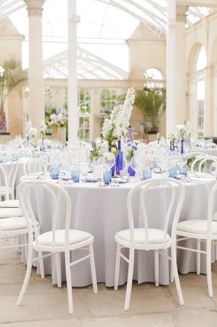 Gorgeous China Blue Wedding | Sarah Gawler | Knot & Pop | Bridal Musings Wedding Blog 6