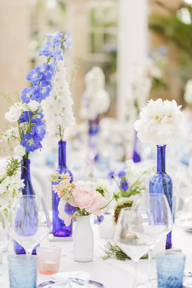 Gorgeous China Blue Wedding | Sarah Gawler | Knot & Pop | Bridal Musings Wedding Blog 9