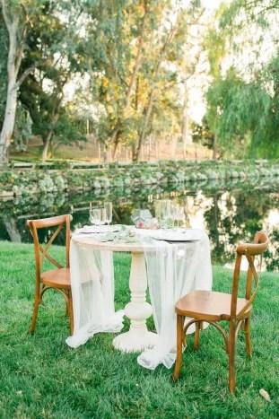 Super Pretty Garden Wedding Inspiration | Emi Fujii Photography | Weddings by Katlin | Bridal Musings Wedding Blog 41