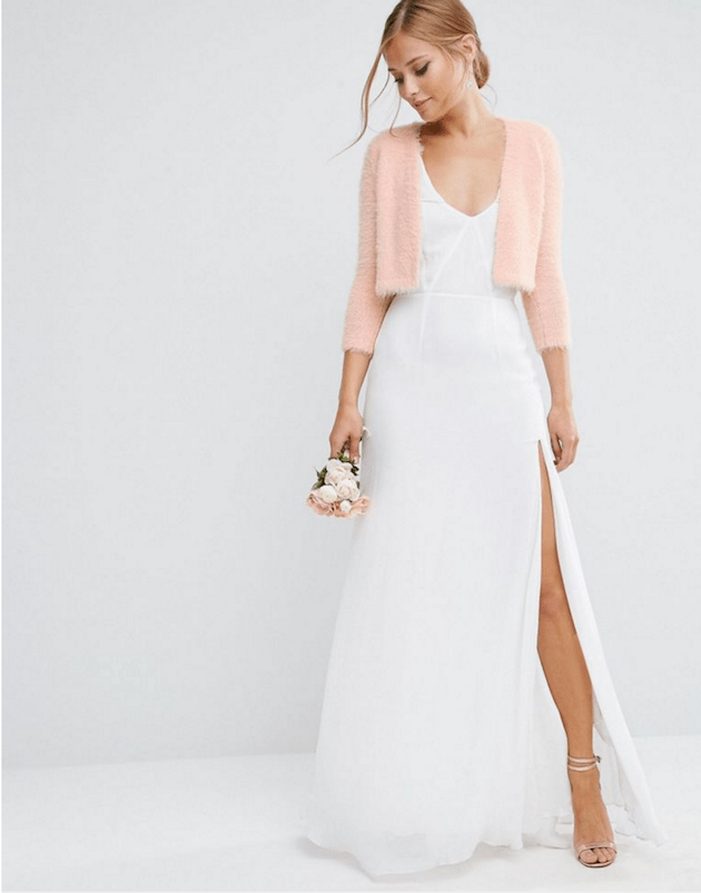 10 Bridal Cover-Ups for Winter Weddings