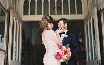 Gorgeous New Orleans Wedding with Steal-Worthy Details