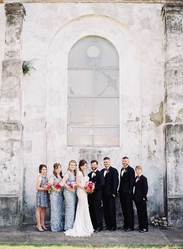 Gorgeous New Orleans Wedding With Lots Of Steal Worthy Details