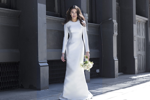 The Bridal Collection Real Bride: The Grace: Lakum Wedding Dress Collection