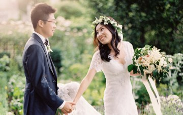 Dreamy English Garden Wedding Film
