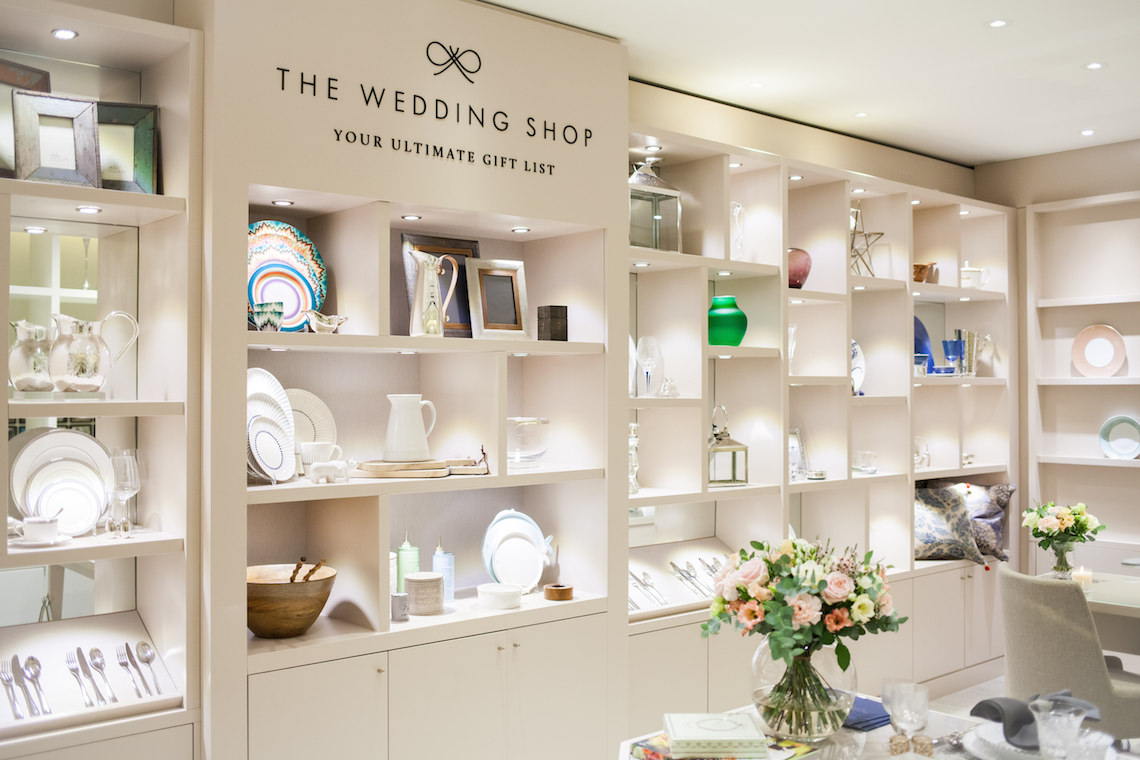 10 Reasons We Love The Wedding Shop 11