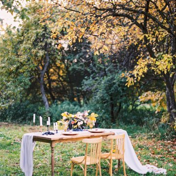 Autumnal Wedding Inspiration by Olga Siyanko 7