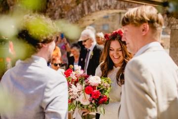 Barn Wedding in Ireland by Navyblur Photography 16