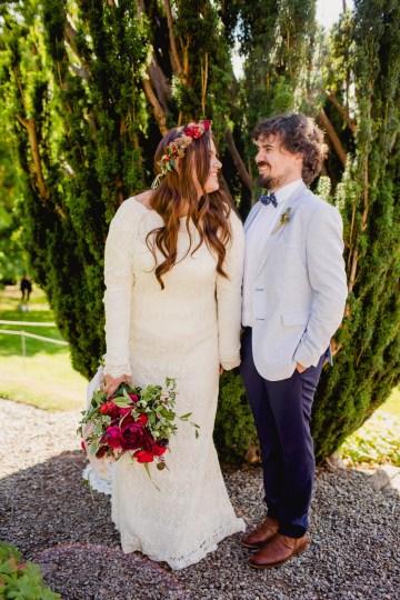 Barn Wedding in Ireland by Navyblur Photography 50