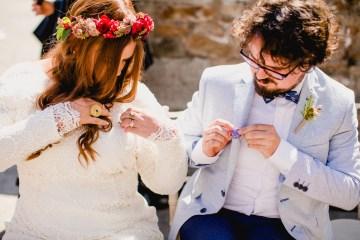 Barn Wedding in Ireland by Navyblur Photography 76