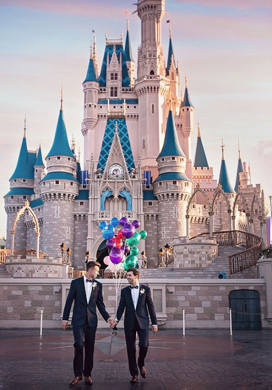 Cool Disney Weddings 11