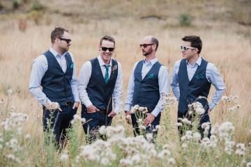 Cool Informal Wedding by Jarusha Brown Photography 22