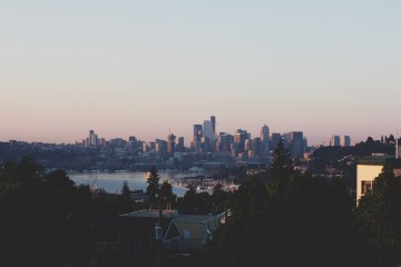 Cool Seattle Wedding by Claire Eliza Photography 2