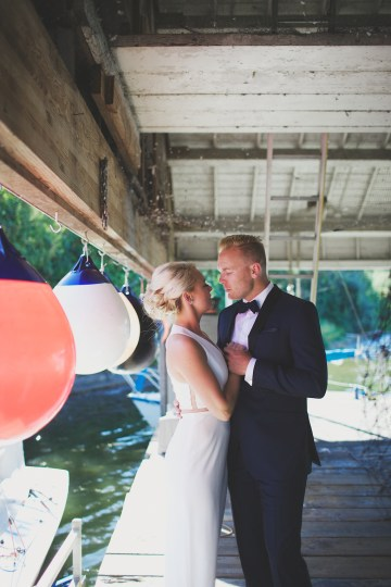 Cool Seattle Wedding by Claire Eliza Photography 56